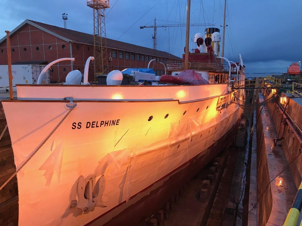 ss delphine boat